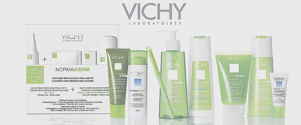 Vichy creme og shampoo for din sundheds skyld